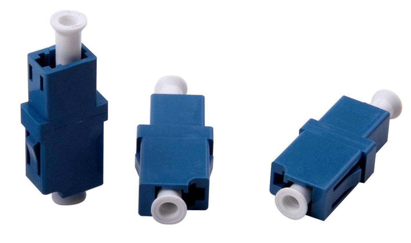Fiber optic adapter LC/PC SX