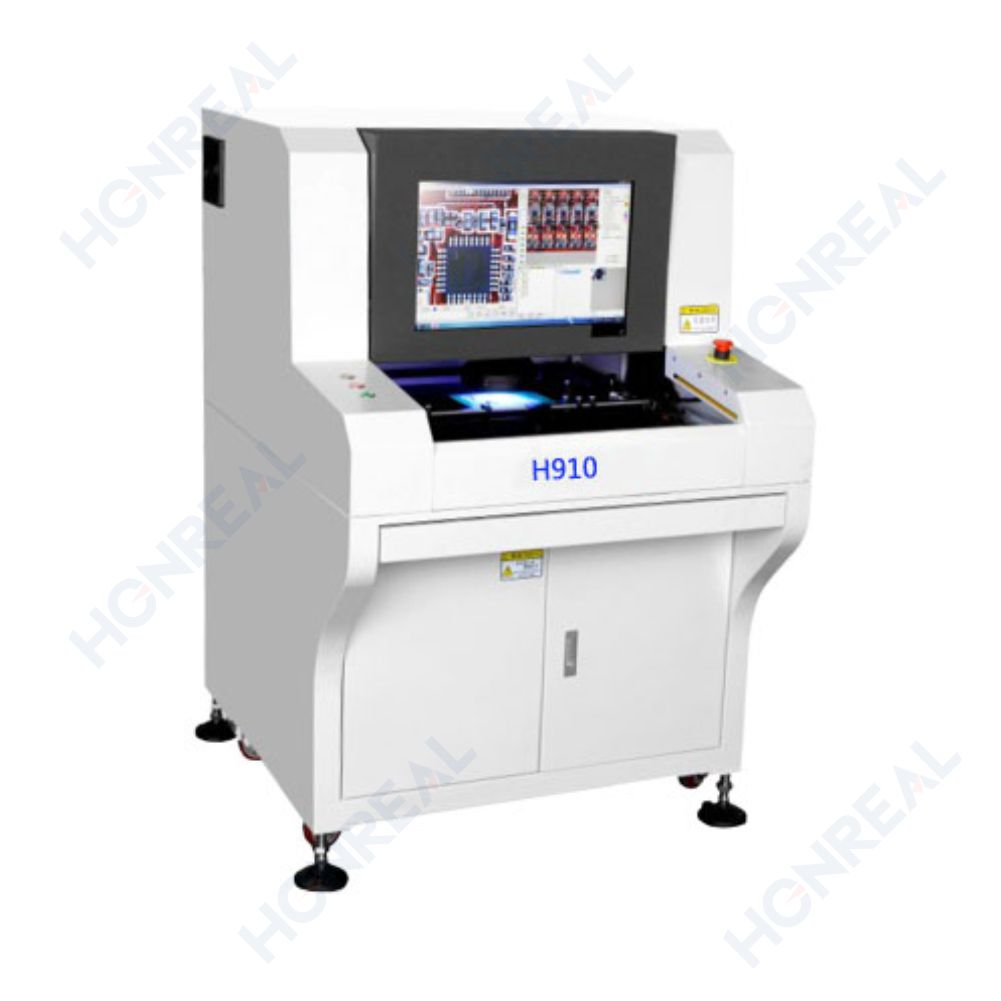 "22 ""LED display off-Line SMT Aoi Machine with High Quality"