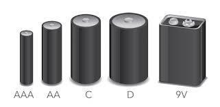 Alkaline batteries equipment- buy