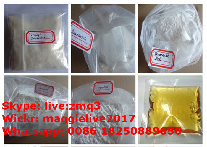99% Mestanolone Ace Gain Muscle Steroid Mestalone 521-11-9 Safe Delivery