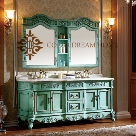 China made modern melamine vanity bathroom furniture design China Mirror Factory Home Design Luxury