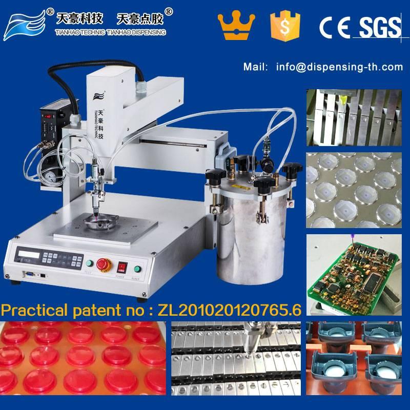 glue dispensing robot/adhesive dispensing machine/sealant equipment