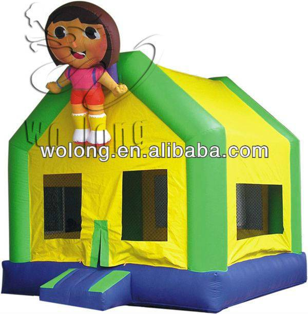 Inflatable Castle girl bounce/inflatable bouncer/inflatable castle made in China