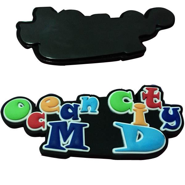 Customize Fridge Magnet Memo Sticker,PVC Crafts