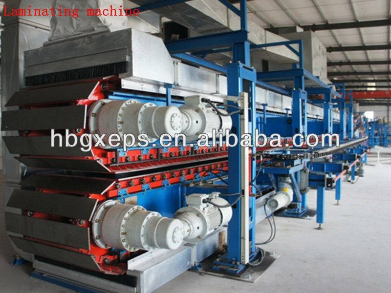 CE Polyurethane Sandwich Panel Production Line