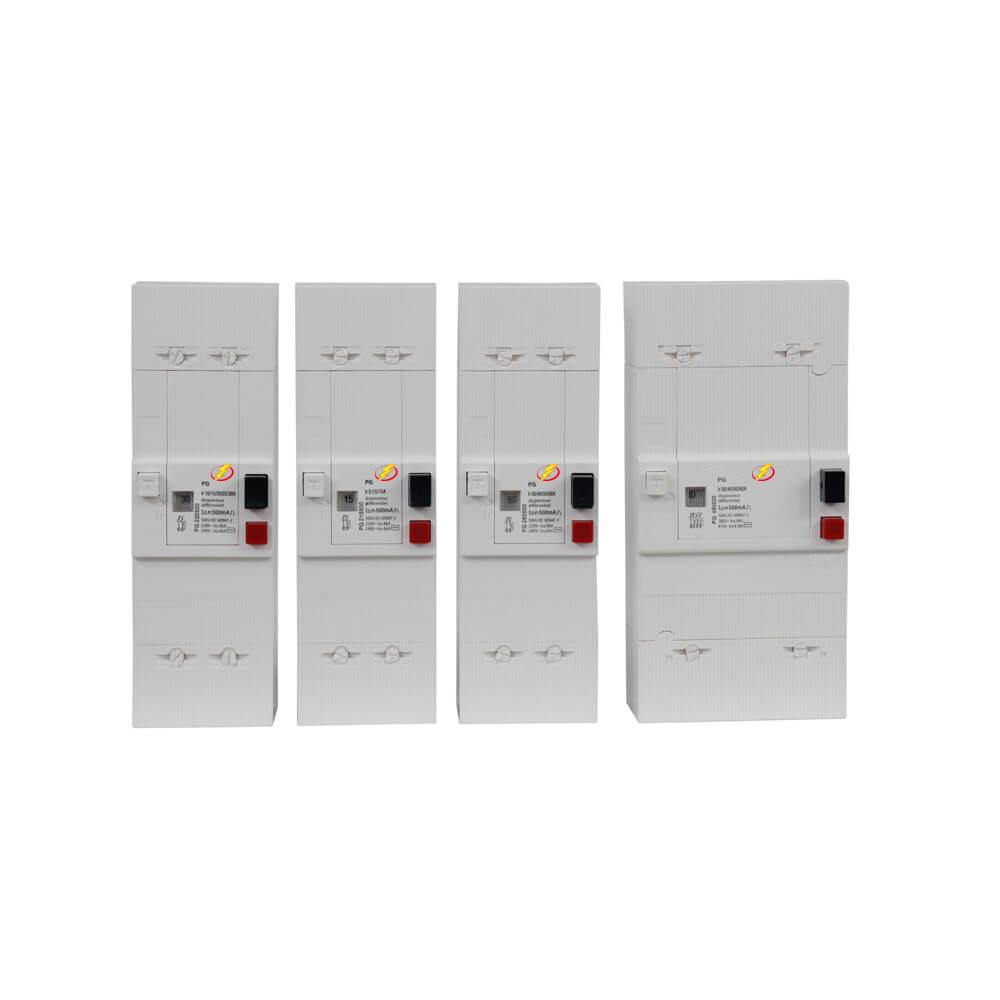 2P&4P PG circuit breakers for western africa