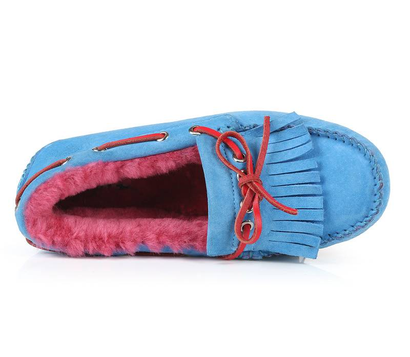 Tassel Warm Casual Shoes