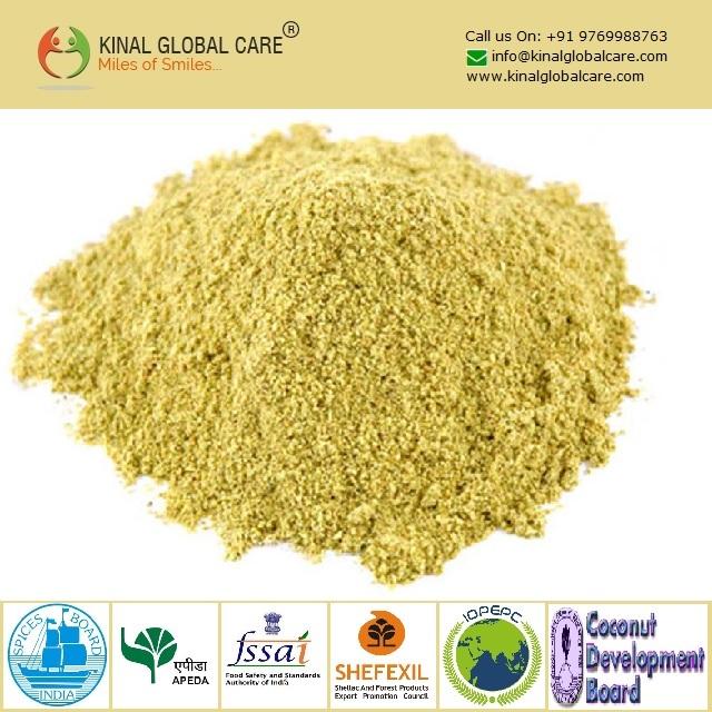 Best Grade Indian Fenugreek Seeds Powder