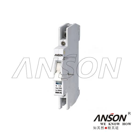 EK Series Circuit Breaker for DIN Rails