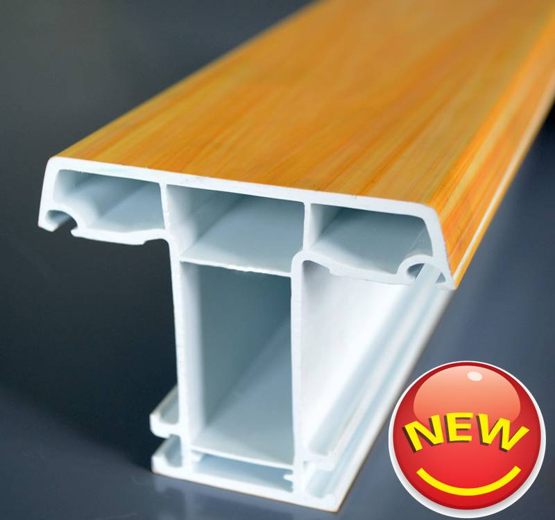 2014 UPVC Plastic Window Door Profiles