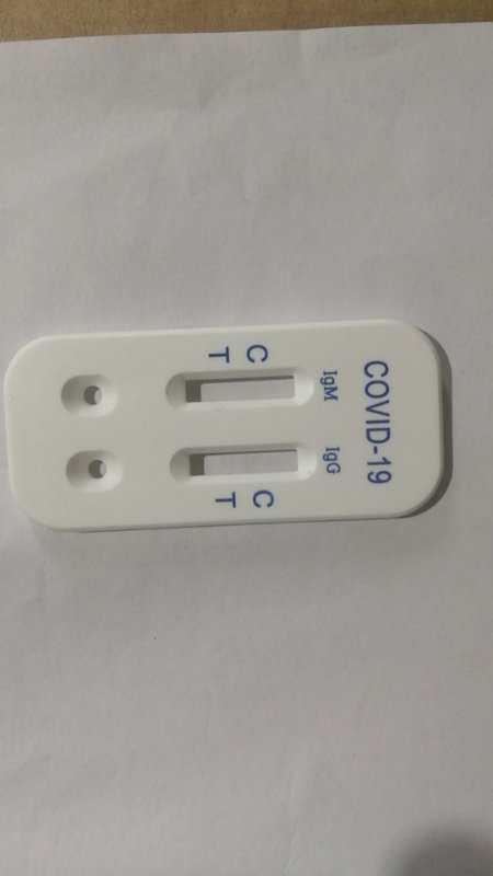 COVID-19 IgM/IgG Lateral Flow Assay