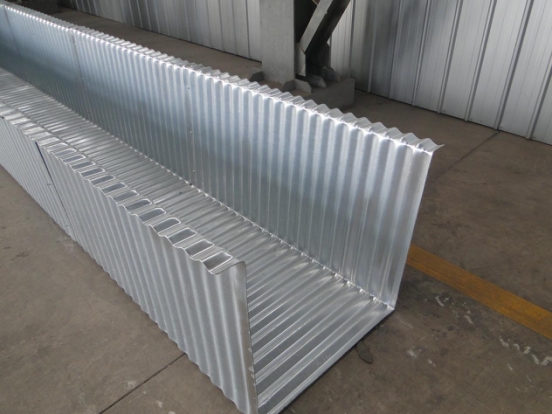 Agriculture irrigation culvert pipecorrugated metal pipe for sale corrugated pipe