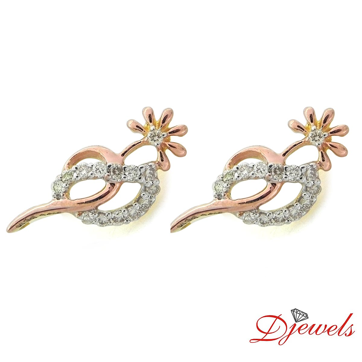 Diamond Nina Earrings
