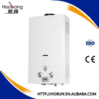 6L-20L instant gas water heater