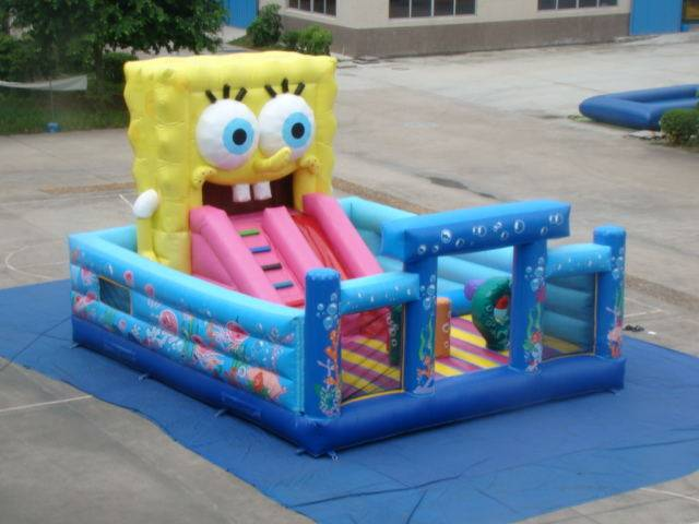 Lanqu commercial jumping castles sale