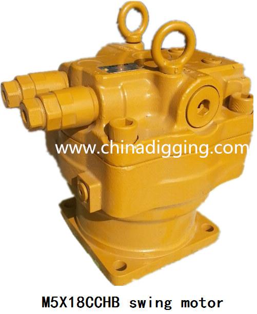 Doosan DH215-9 excavator swing motor slew motor device
