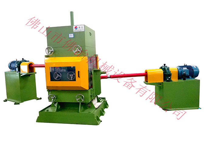 Two-roll Straightening machine