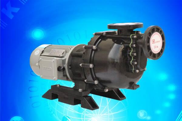 KCL Series FRPP Self-Priming Pump