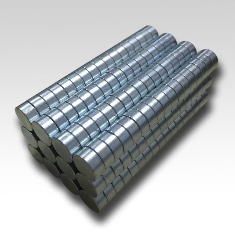 China Permanent NdFeB Magnetic Assembly