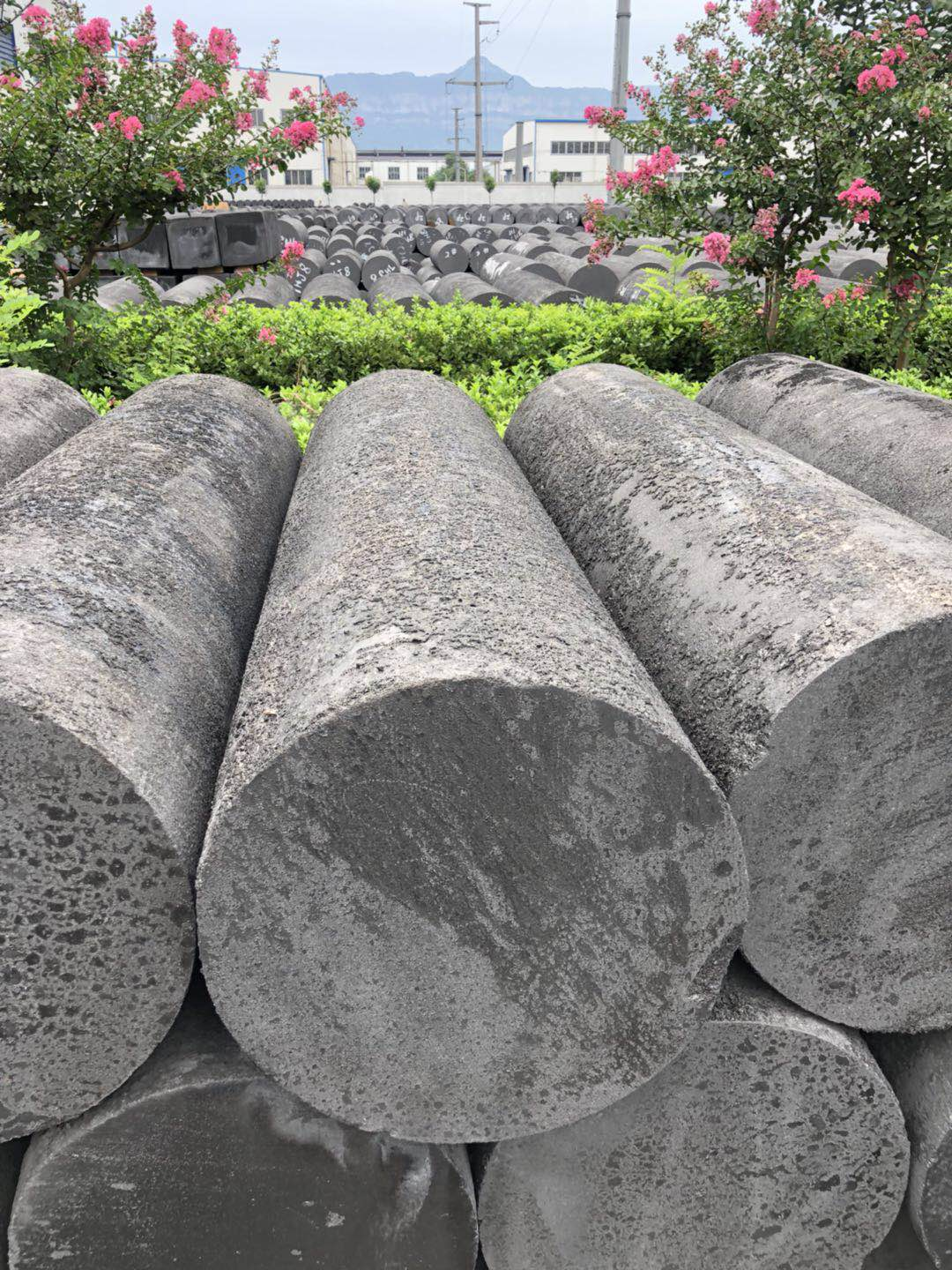 UHP HP RP Graphite Electrodes-China Supplier for Steel Ingot Production