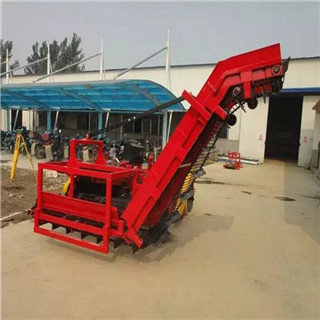 High Efficiency Pull Type Combine Potato Harvester for Sale