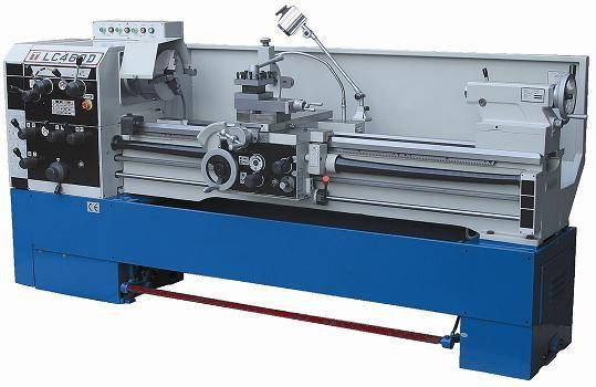 Precision High-speed Gap-bed Lathe (LC400D, LC460D)