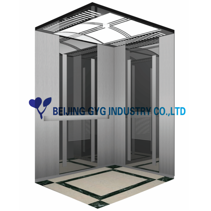 ELEVATOR COMPLETE CABIN WITH COMPETITIVE PRICE GCC03