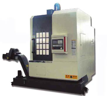 Chinese CNC vertical lathe