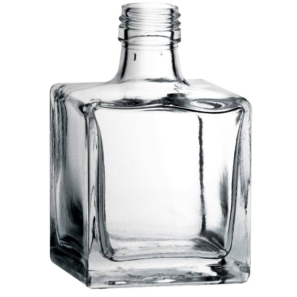 PAMELA squared lines bottle