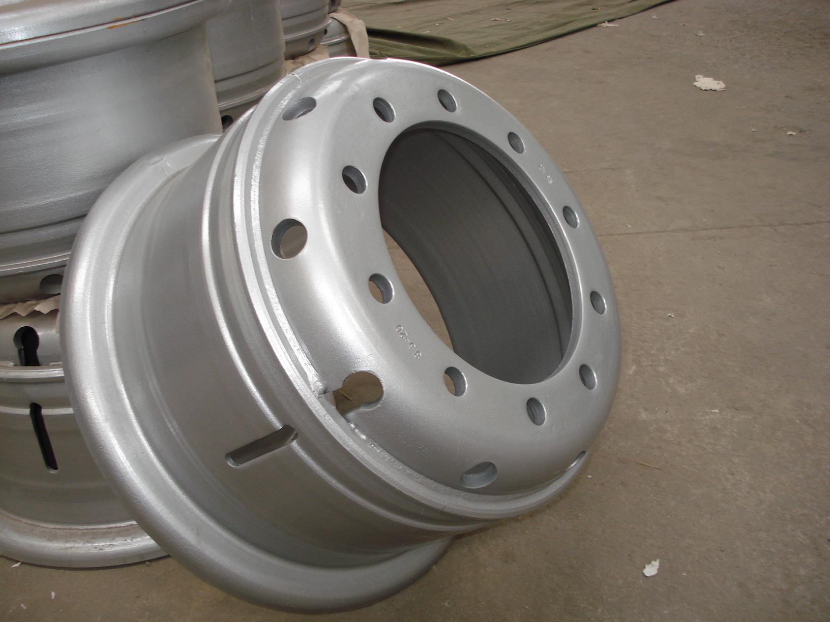 truck steel wheel rim(tube steel wheel)
