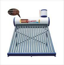 200L High Efficiency Copper Coil Solar Energy Water Heater