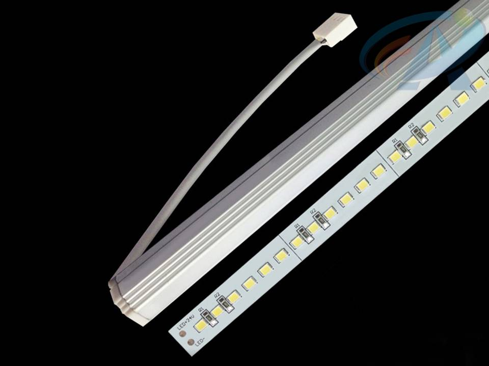DC24V 29W SMD2835 Aluminum Track LED Light Bar