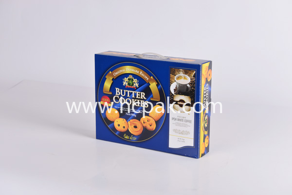 Cookies Packaging Carton Box