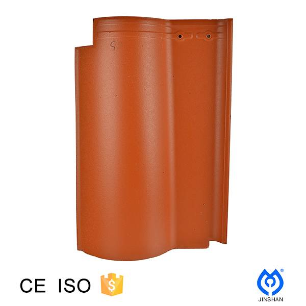 Ceramic Roman roof tile for New Design
