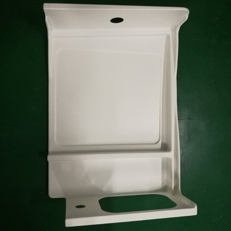 Thick vacuum formed equipment plastic enclosure/shell/housing/cover