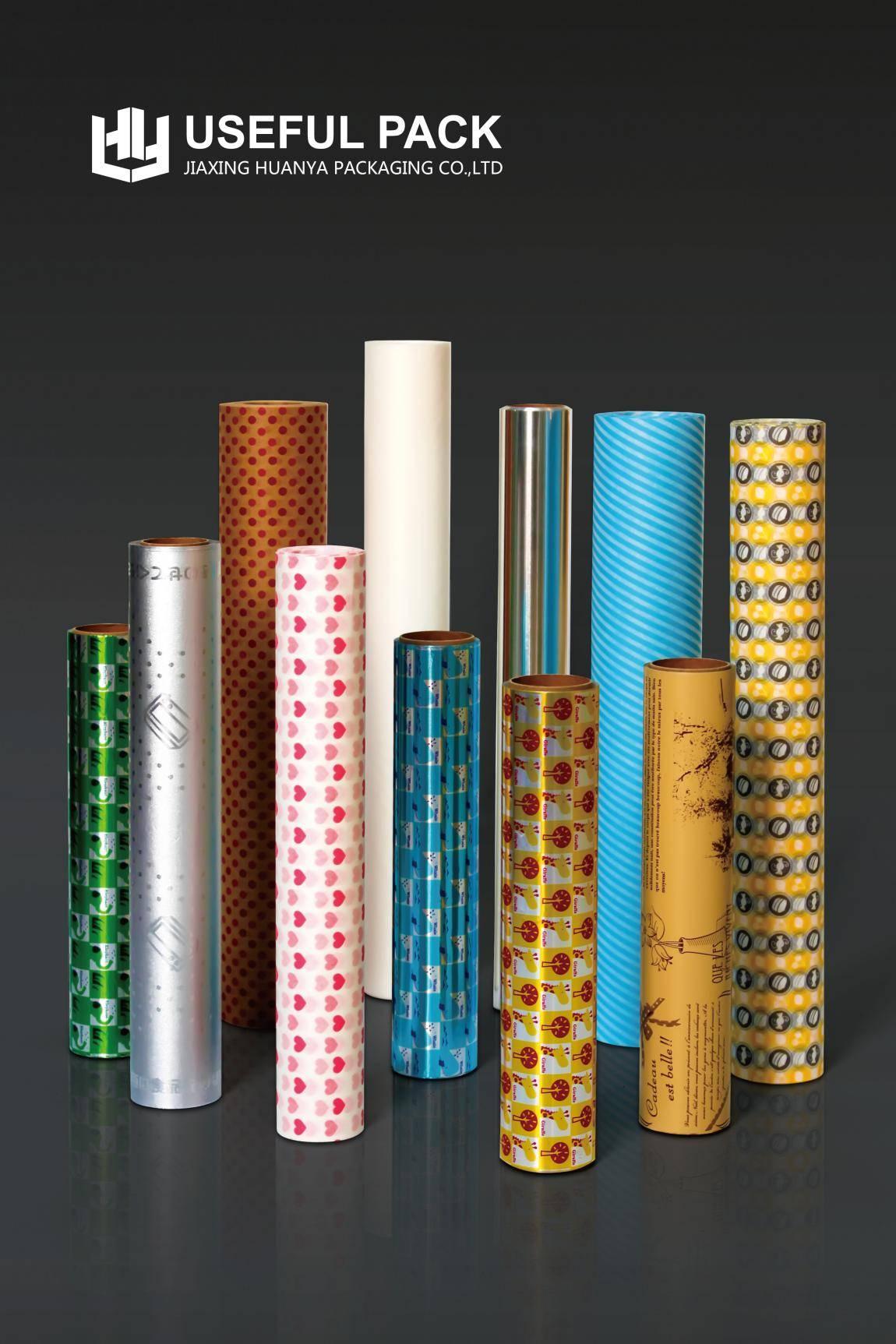 Alumin Foil/Paper Wrap