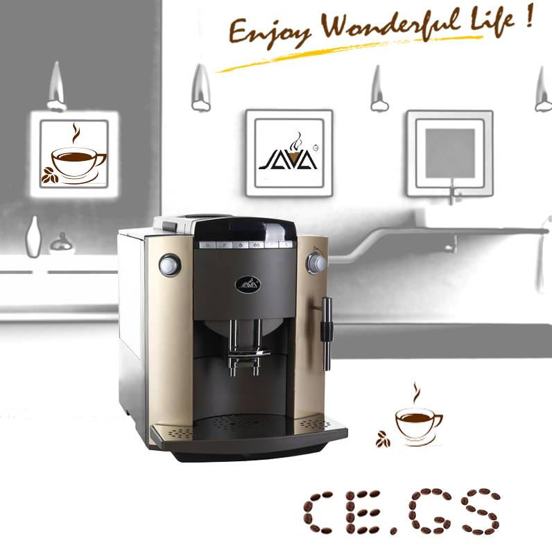 WSD18-010A JAVA fully auto espross coffee machine for office use