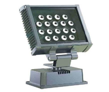 High Power LED Rectangle Wallwasher Light