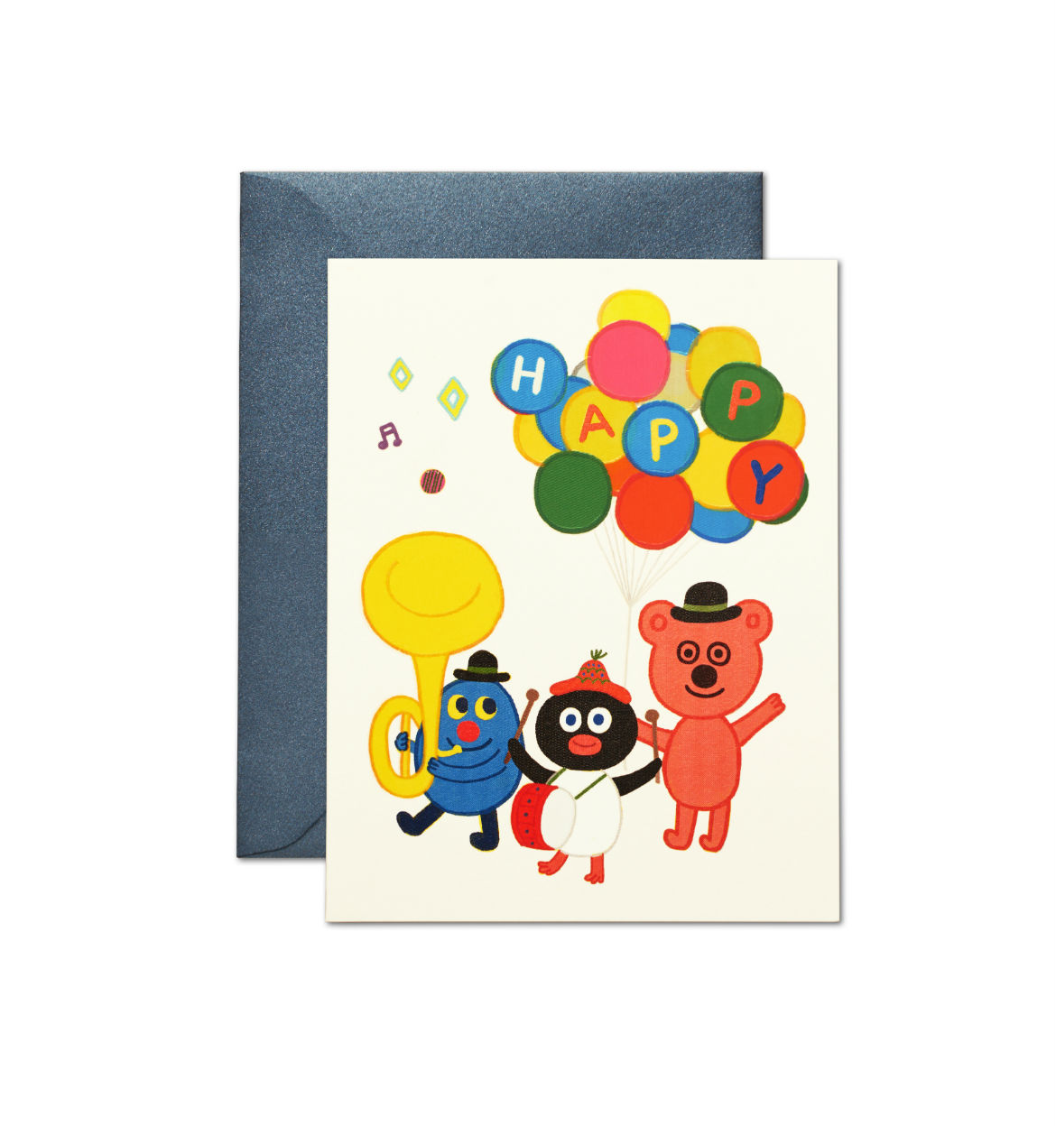MUSICAL BIRTHDAY GREETING CARD
