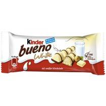 KINDER 39G BUENO WHITE CHOCOLATE BAR