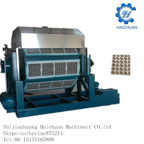 full automactic egg tray making line