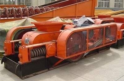 Roller Crusher
