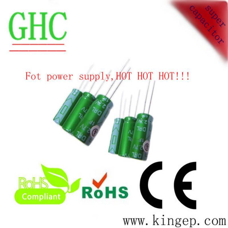 super capacitor 1f 2.7v