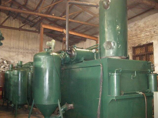 used engien oil distillation unit,tyre oil recycling ,diesel production line.