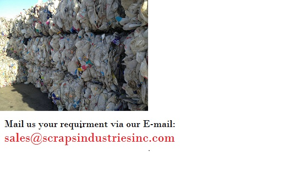 Hdpe milk bottle scrap, hdpebottles scrap, milk bottles regrind