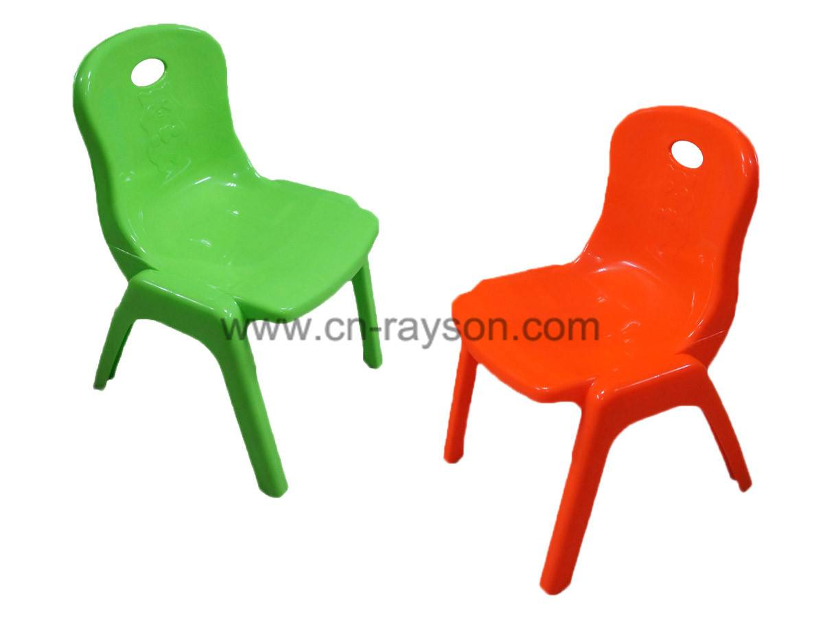 kids plastic chair BY-283