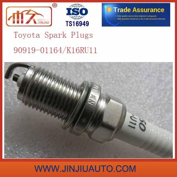 Produce Platinum Spark Plugs for Toyota Denso Spark Plug 90919-01164 K16ru11