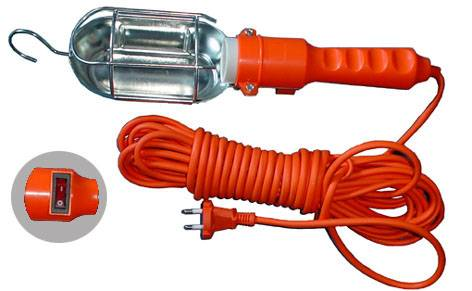Trouble light, working light inspection lamp