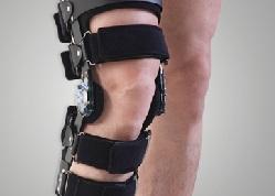 Dial Lock Hinged Knee Brace