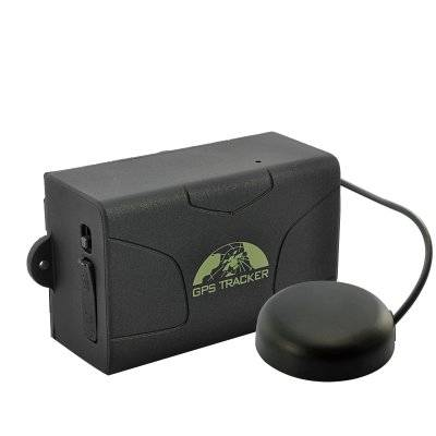 60 days long standby battery vehicle GPS tracker with APP for Iphone and Android